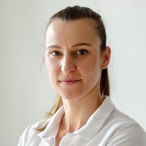Magdalena Puter, fizjoterapeutka